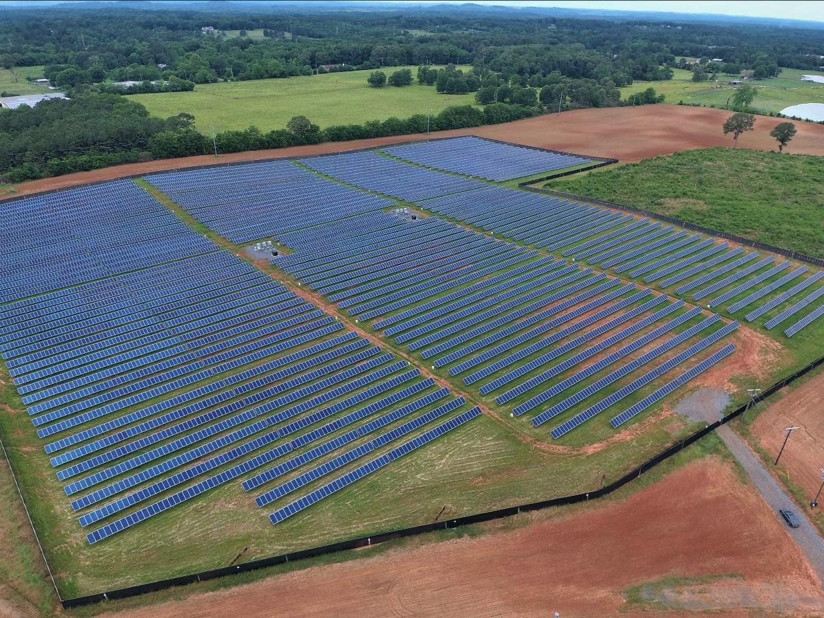 3 MW Murray County Solar Farm