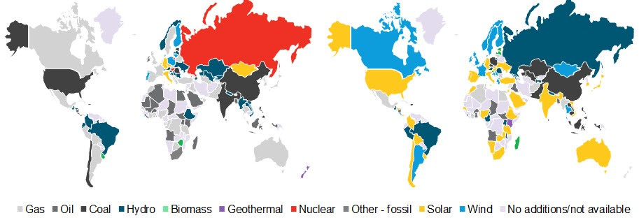 Bloomberg Solar PV Map