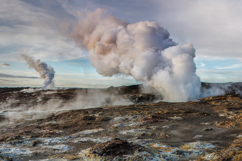 Energy Cast Podcast: Geothermal – What you don't see right under your feet