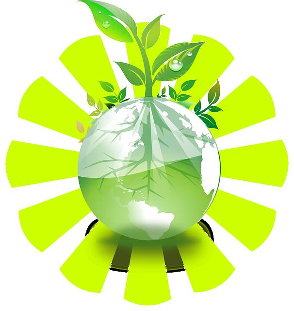 Clean Earth Illustration