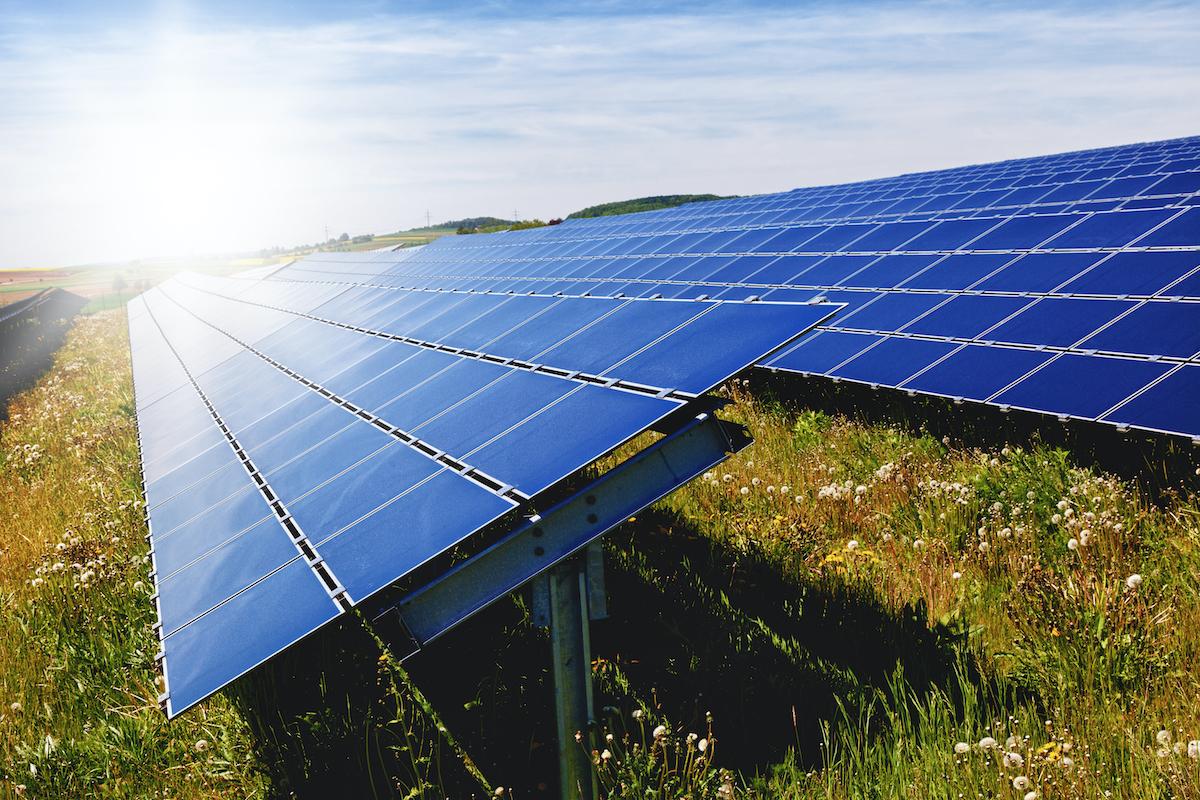 renewable energy solar storage