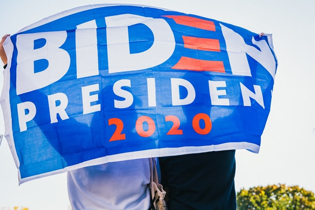 Biden 2020 Flag