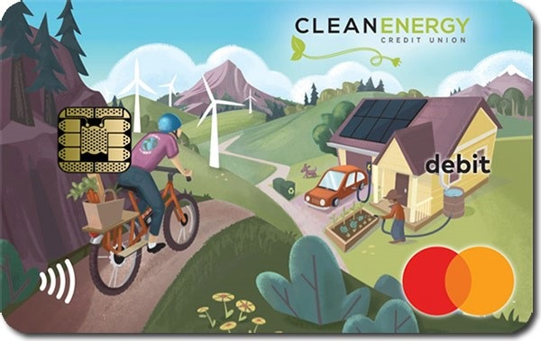 Funding the energy transition at clean energy credit union
