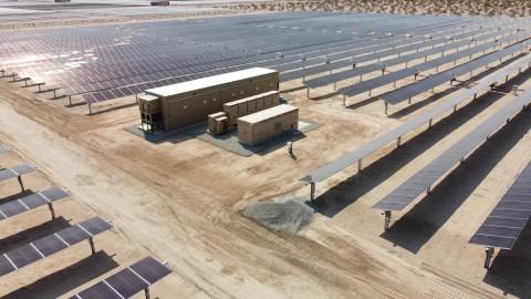 Desert Harvest Solar 1 and 2