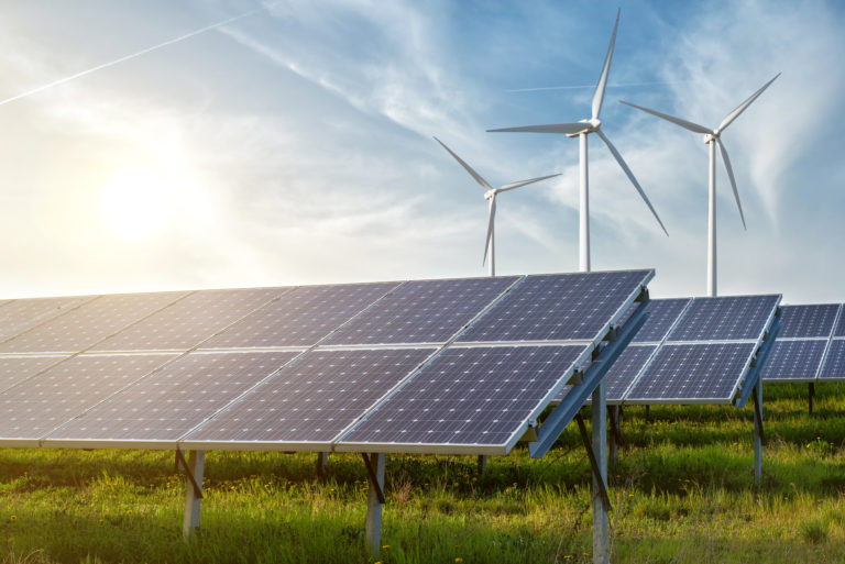 Renewables made up 92% of new generating capacity in the U.S. in the first half of 2021