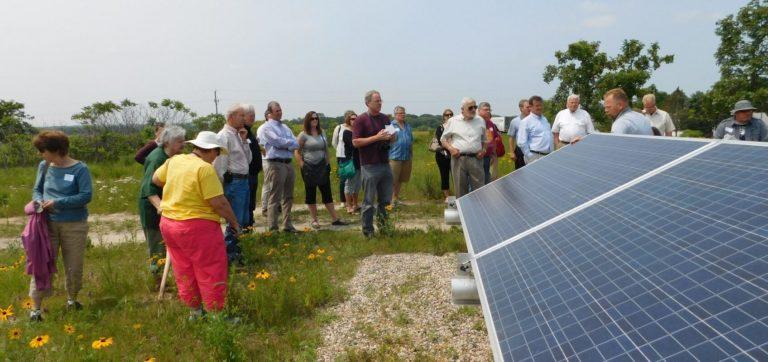 The community solar program in Illinois