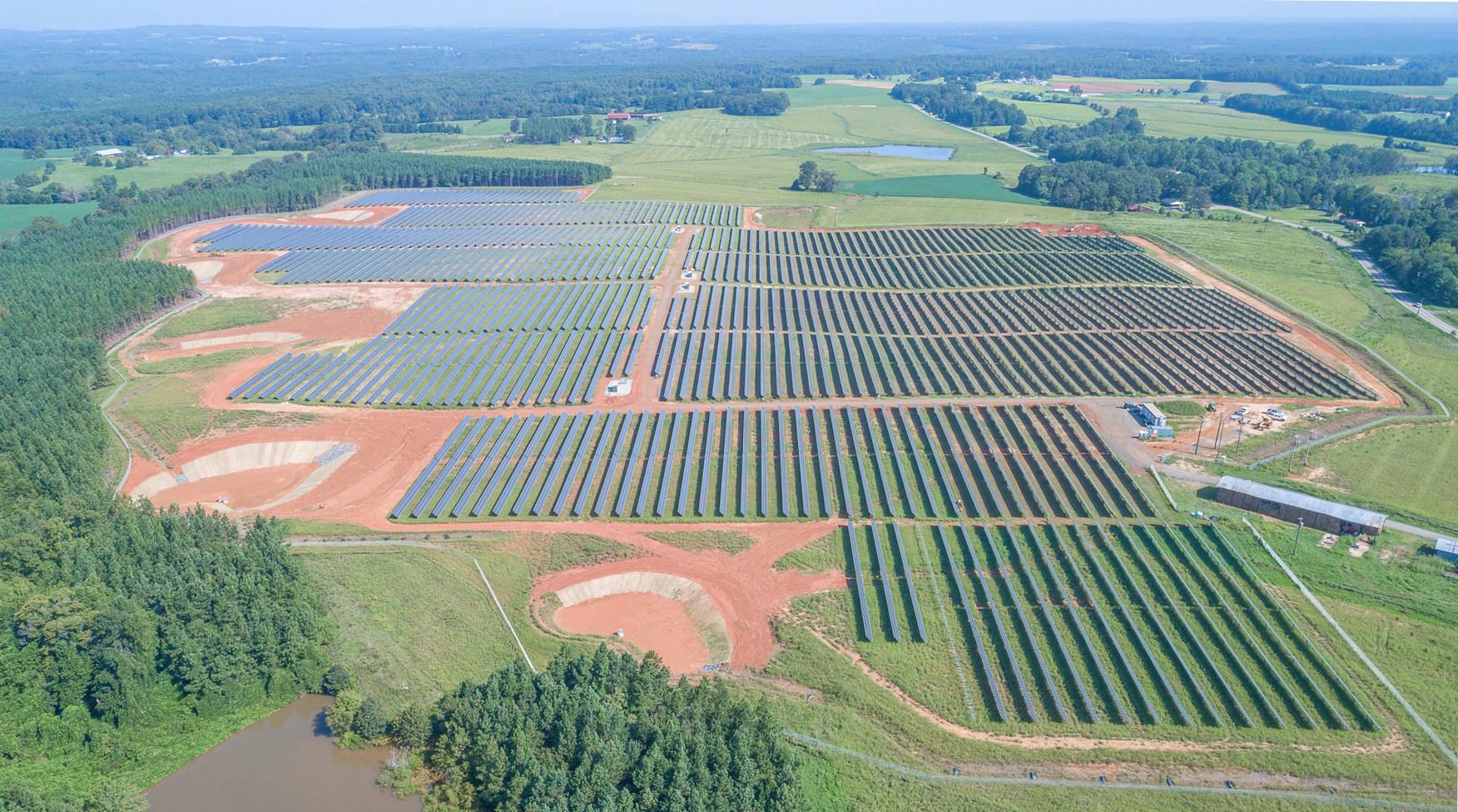 CS Energy Solar Storage