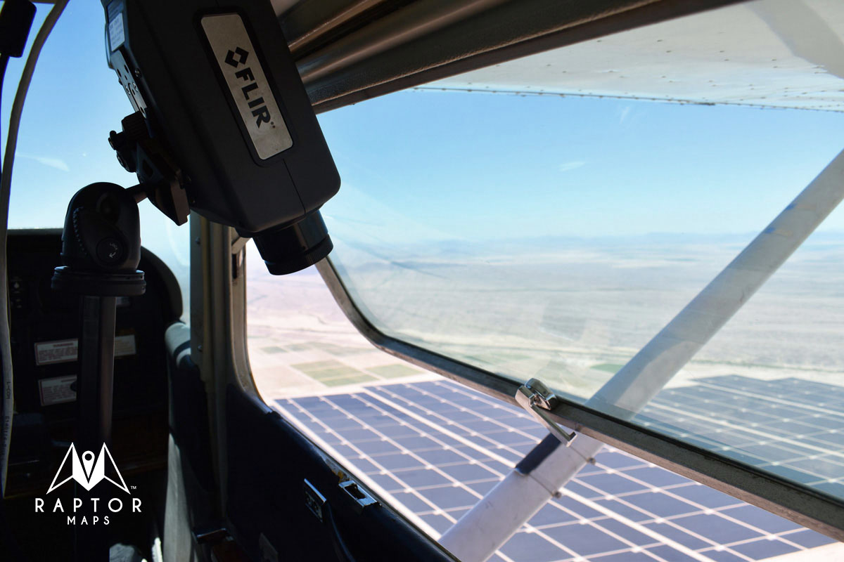 Solar PV Ariel Inspection