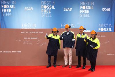 Fossil Free Steel