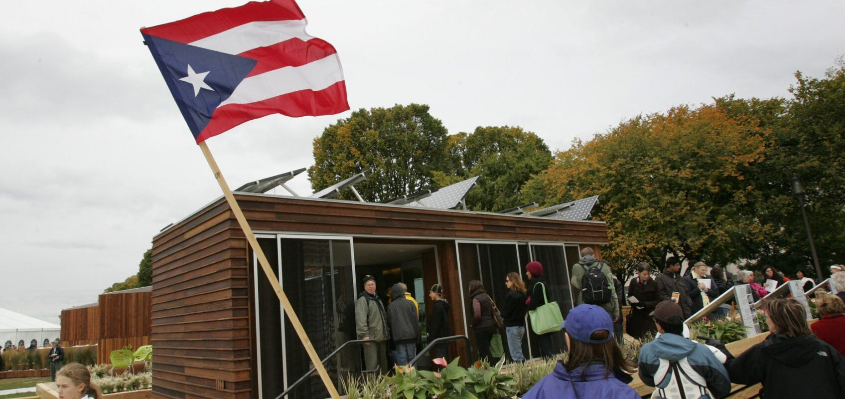 Seeking solar power for all Puerto Rican homes