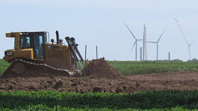Duke Energy's Sustainable Solutions planning its first wind farm in Iowa