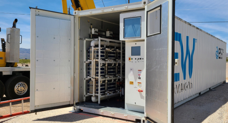 ESS inks massive deal with SB Energy for 2 GWh of long-duration batteries