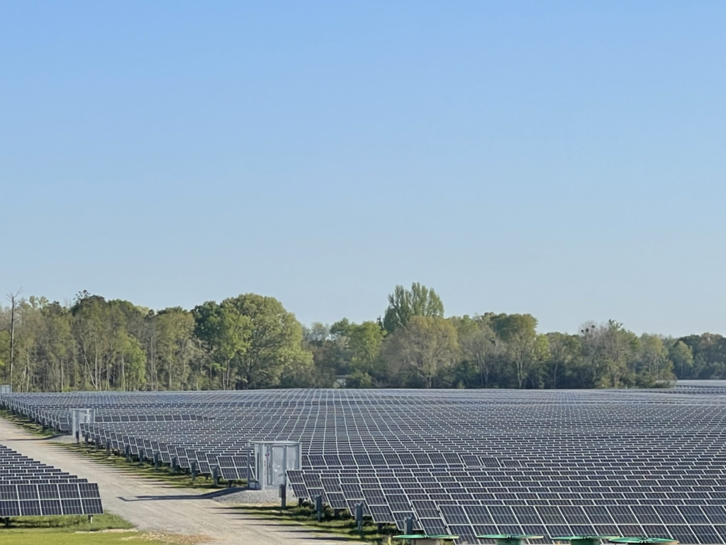 Robins Air Force Base Solar Project