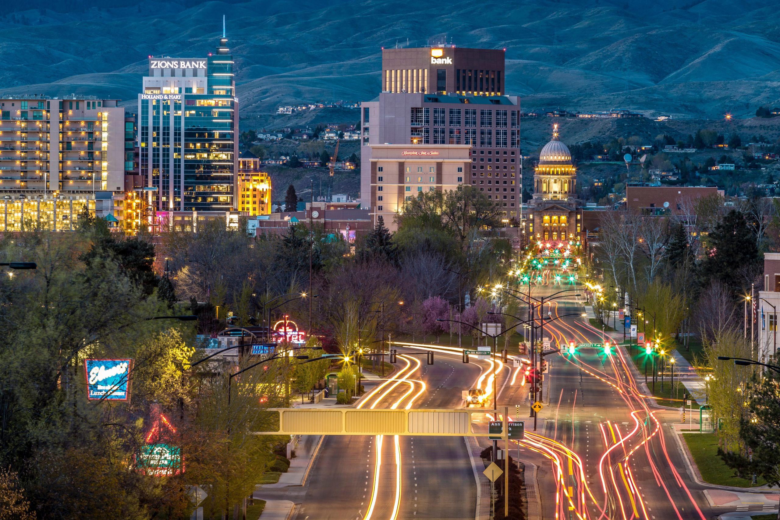 Boise, Idaho to reach 100% clean electricity goal by 2023