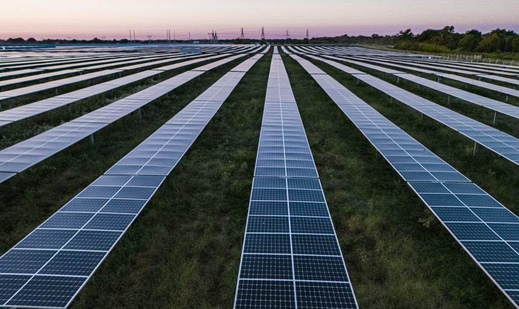 Utility-scale solar PV pushes into higher AC voltages