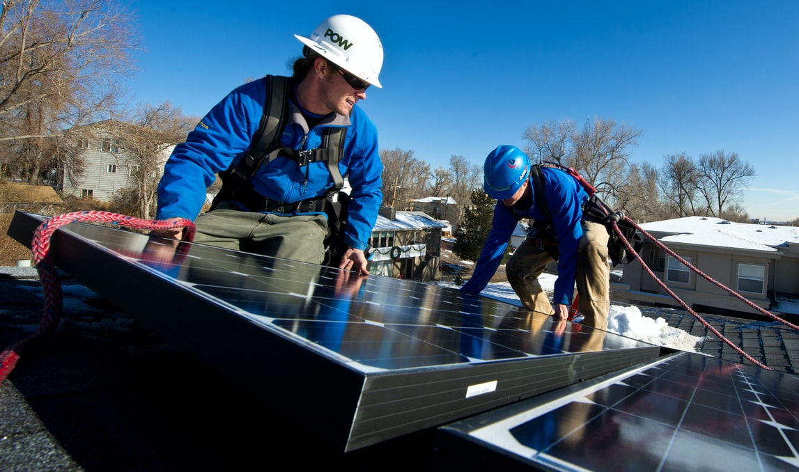 Biden's proposed increase in solar power would remake the US electricitysystem
