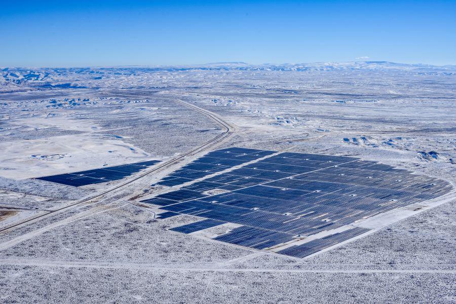 Public land renewable energy projects
