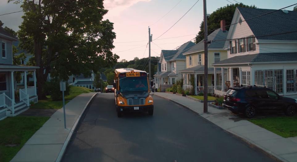 Massachusetts school bus shaves peak demand in first V2G program for district