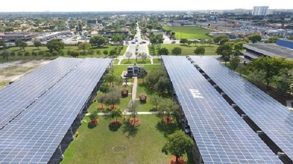 FPL, Florida International partner on solar+storage microgrid