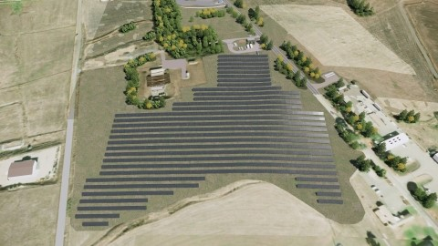 Coast Guard announces first solar+storage microgrid project